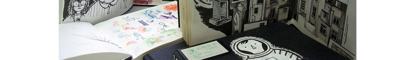 Sketch Books, Pads & Blocks