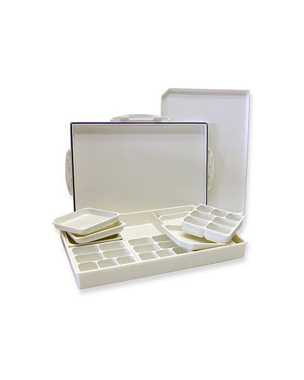 Perspex Palette Easy Peel-Off Palette Box
