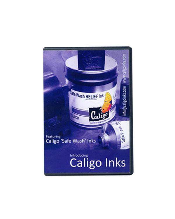 Caligo Safe Wash Inks DVD