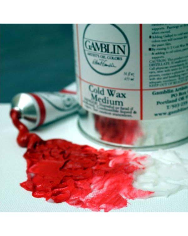 Cold Wax Medium - Gamblin