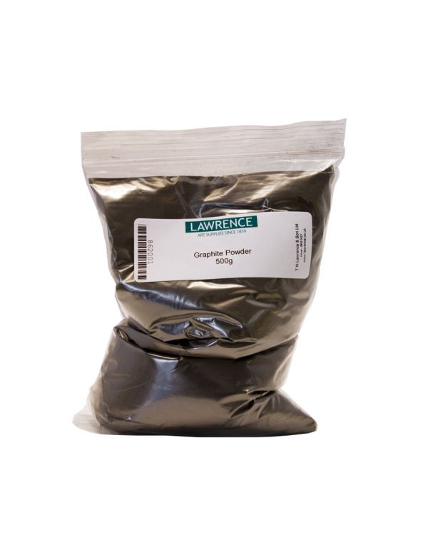 Graphite Powder per 500g
