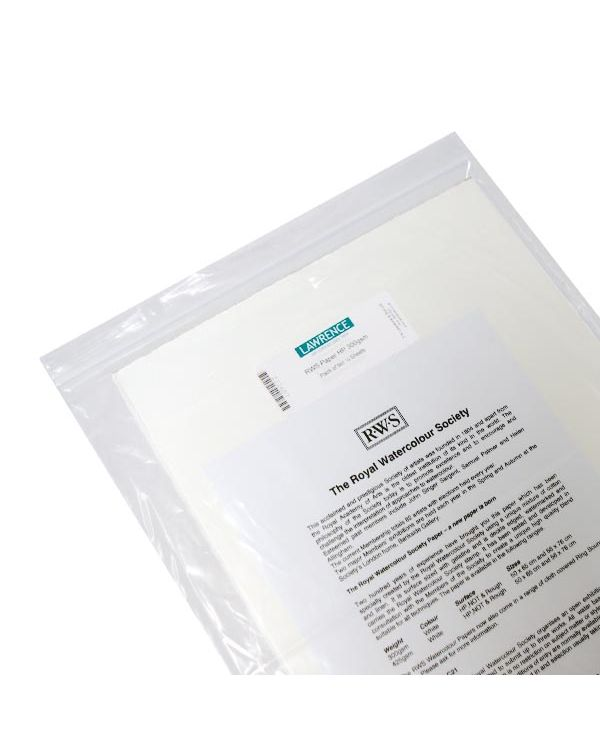 HP - 300gsm - RWS Pack of 10 Quarter Sheets