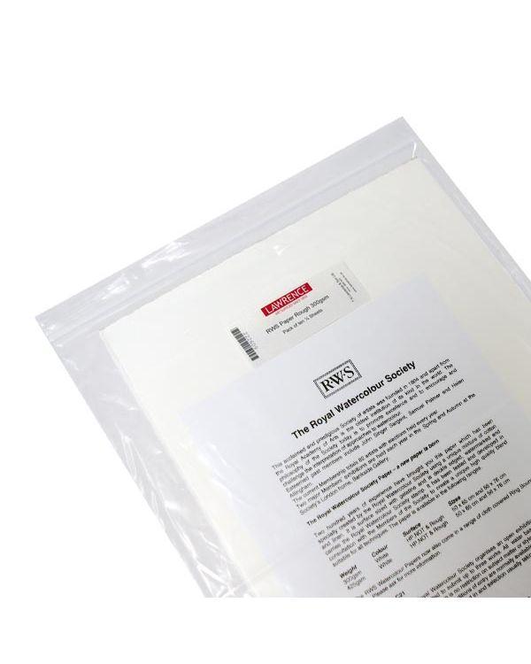 Rough - 300gsm - RWS Pack of 10 Quarter Sheets
