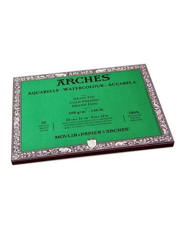 300gsm - Arches Block