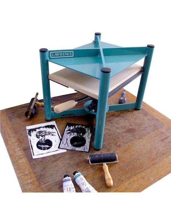 Hydraulic Relief Printing Press 30 x 45cm