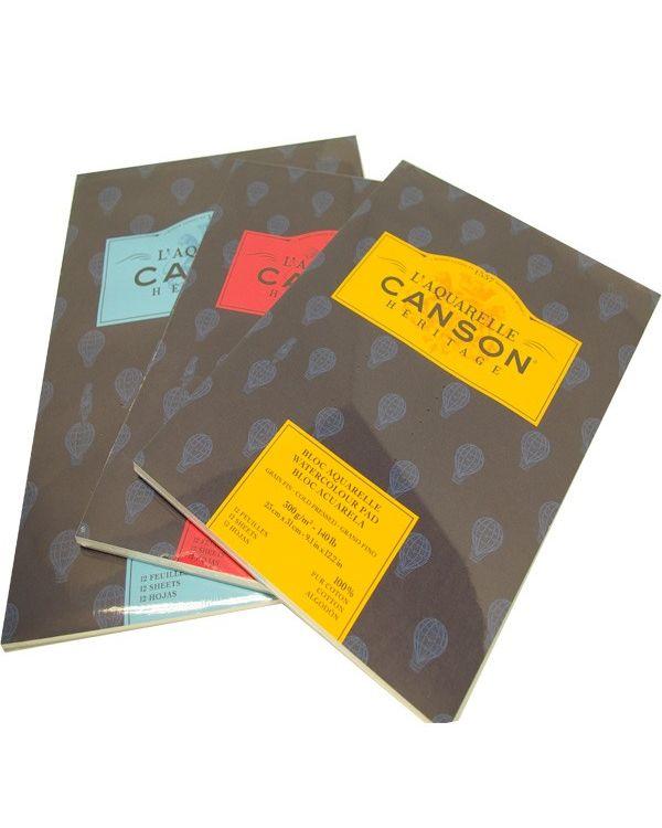 300gsm - Canson Héritage Pad