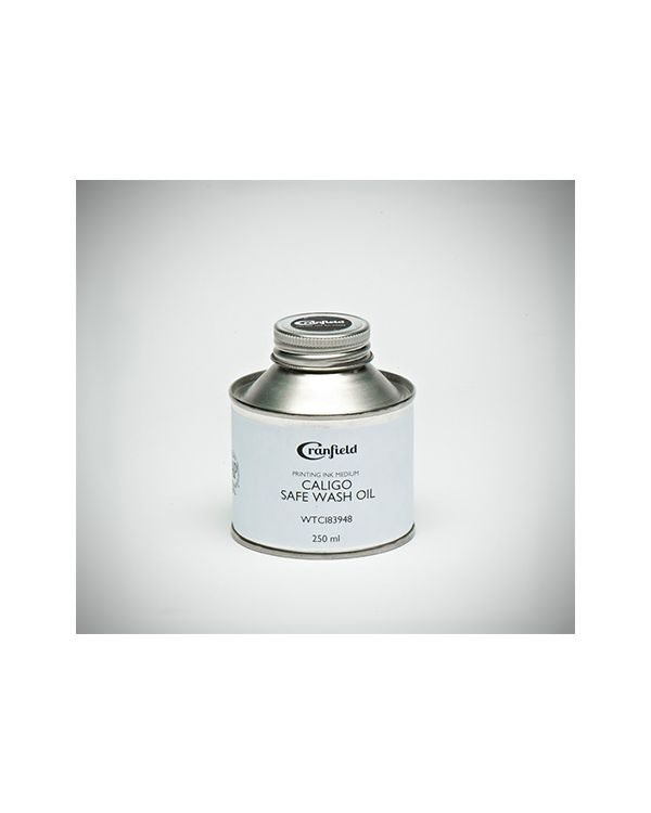 Thinning Oil for Relief/Intaglio 250ml - Caligo Safewash