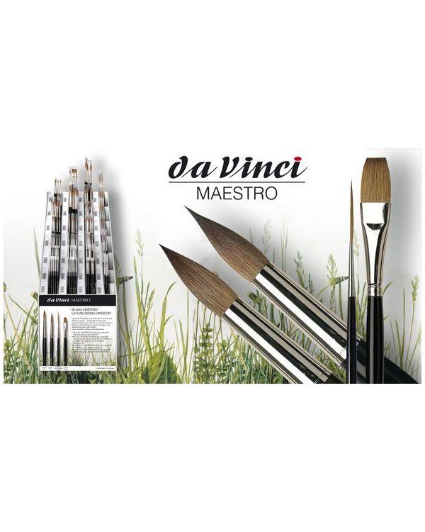 - Maestro Tobolsky-Kolinsky Sable Series 10 Da Vinci