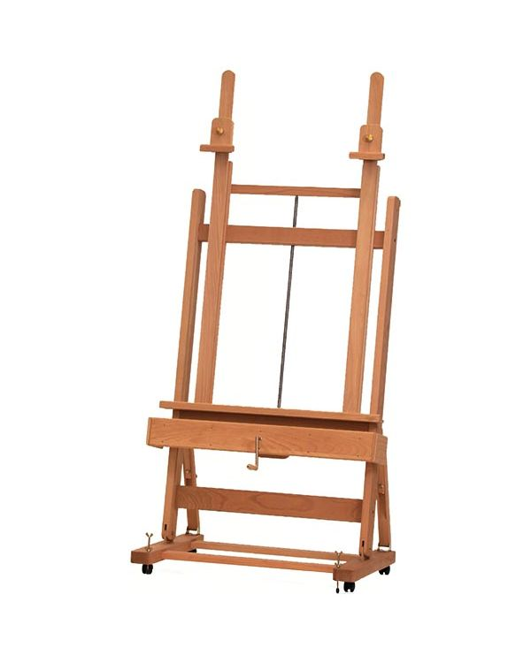 * Mabef M02 Giant Wind Up Easel