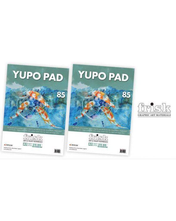 Yupo Pad - 85gsm - 25 sheets- Frisk