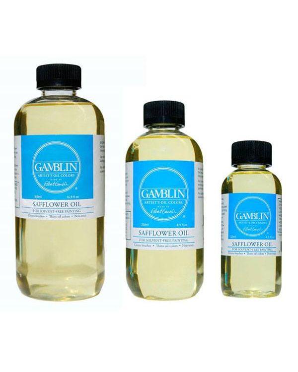 Safflower Oil - Gamblin