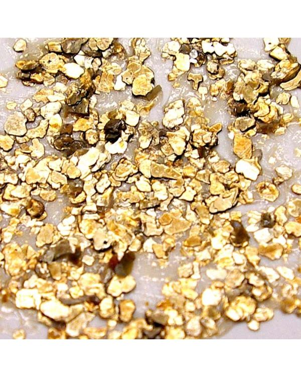 Golden Mica Flakes
