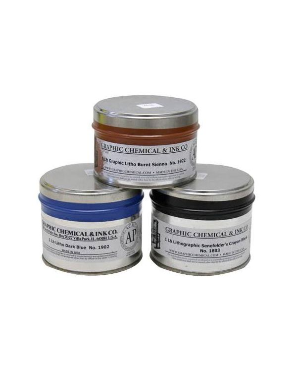 Graphic Chemical Litho Ink