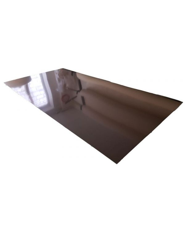 Hydro-Coat Zinc sheet 50 x 100cm x 1.0mm Pre-Sensitized