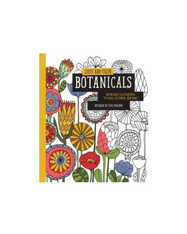 Just Add Colour - Botanicals
