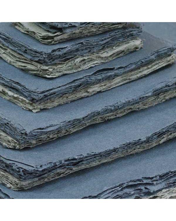 20 Sheets - Khadi Cotton Rag Paper Pack