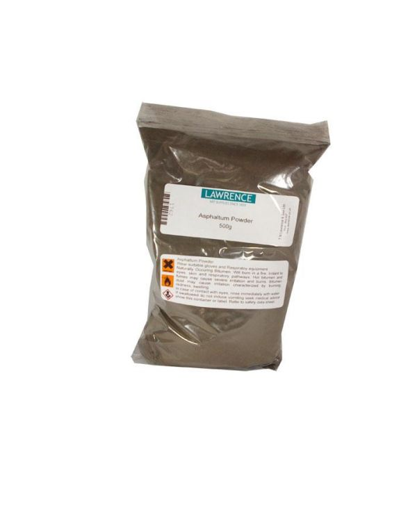 Asphaltum Powder