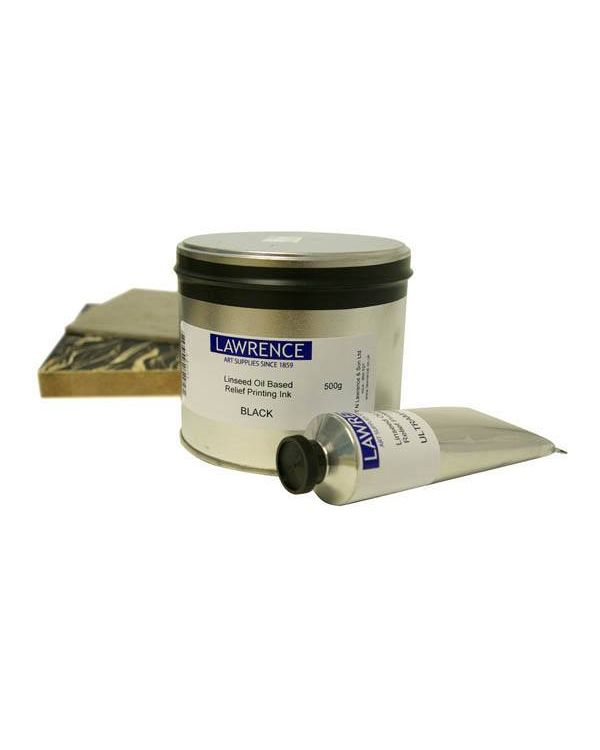 Original Linseed Oil Relief Ink