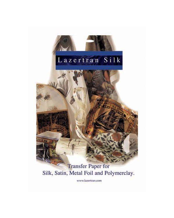 Lazertran Silk - A3 - 4 Sheet Pack