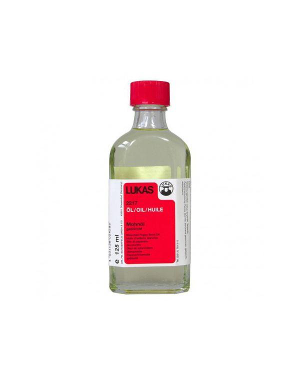 Poppy Seed Oil 125ml - Lukas Oil Mediums