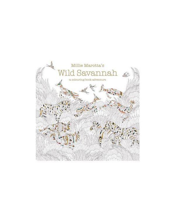 Wild Savannah - Millie Marotta