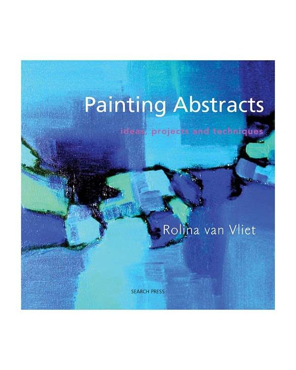 Painting Abstracts - Rolina Van Vliet