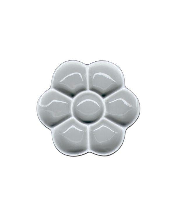 Daisy Dish Ceramic Palette