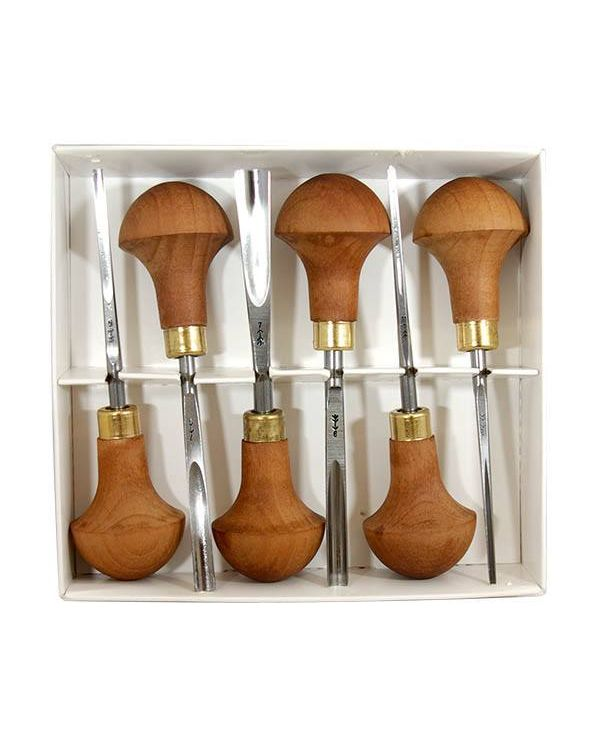 Set of Pfeil Lino Tools