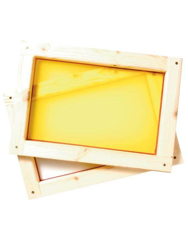 Wooden Framed Screens