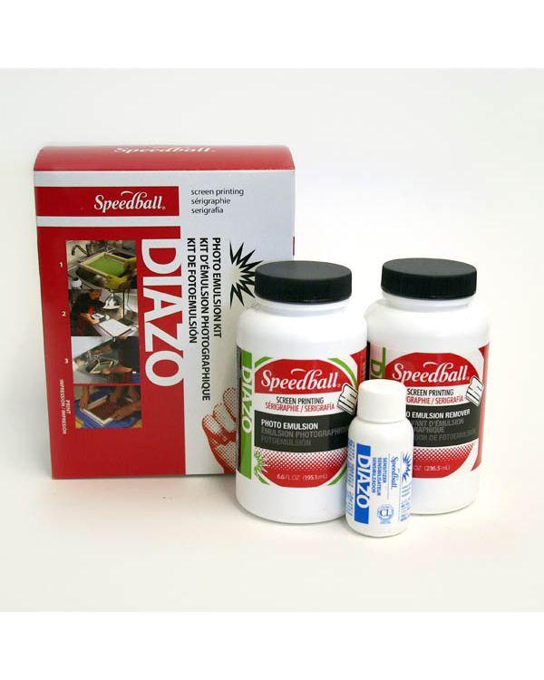 Diazo Photo Emulsion Kit - Speedball