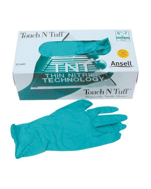 "Touch ""n"" Tuff Gloves"