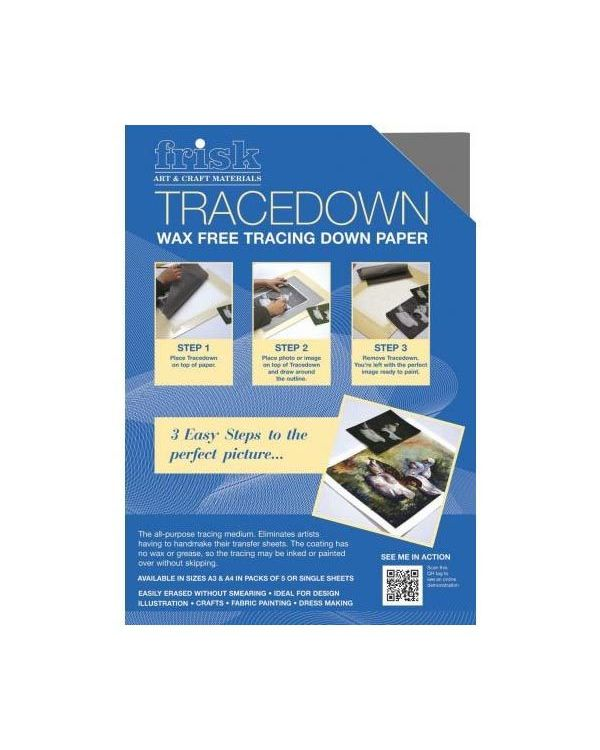 Tracedown Paper